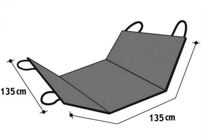 waterproof car bench cover