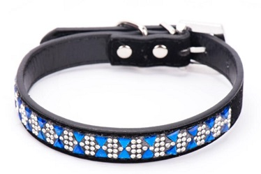New styles PU bling bling dog cat collars /pet products