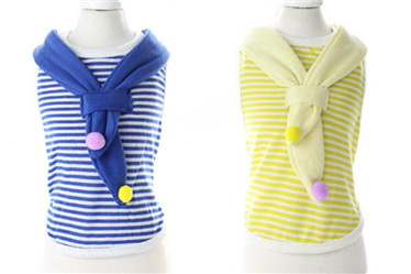 New-pet lovely shirt /dog clothes for small pets