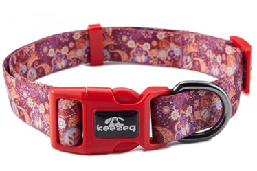 Adjustable dog collars leashes /Durable beautiful dog accessories